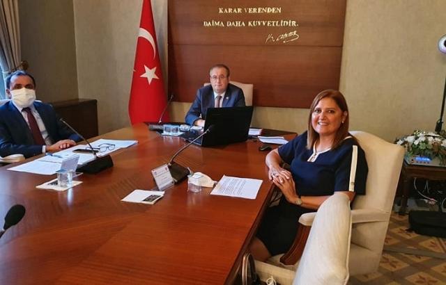 2. Akdeniz Bölgesi Kadın Kooperatifleri Buluşması toplantısı gerçekleştirildi