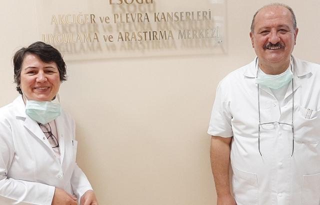 Akciğer zarı kanserine neden olan geni bulundu