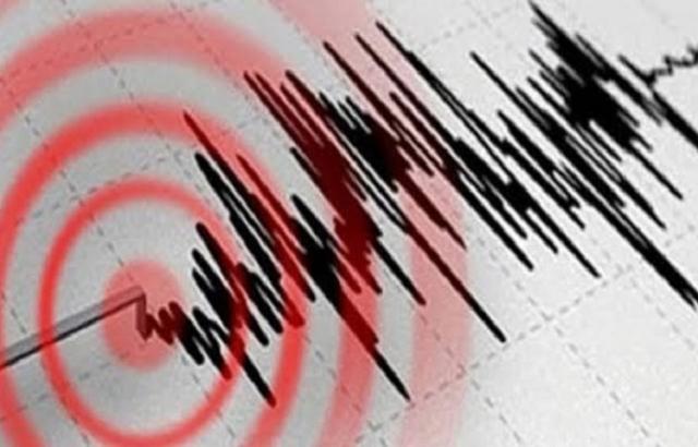 Akdeniz'de 5.4 şiddetinde deprem