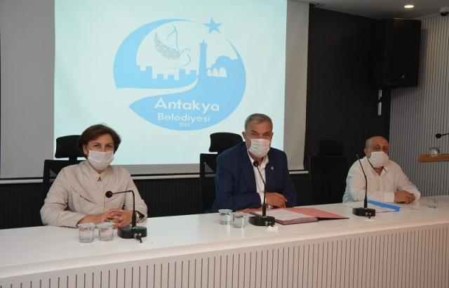 Antakya Belediye Meclisi bugün toplanıyor