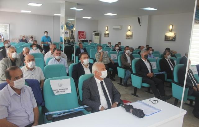 Antakya Belediye Meclisi toplandı
