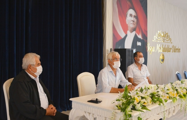 Arsuz Belediye Meclisinde İzmir ve İskenderun Unutulmadı
