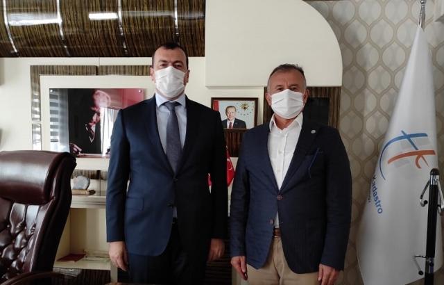 Başkan Tutar'dan personele giyim yardımı müjdesi