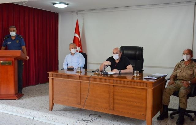 Belen Güvenlik Danışma Kurulu Toplantısı Düzenlendi