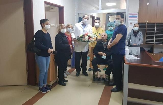 Doktor İzzettin Zan koronavirüsü atlattı