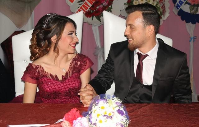 Faika&Mehmet Çifti evliliğe ilk adım attı