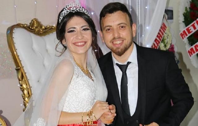 Faika&Mehmet yeni hayata merhaba dedi