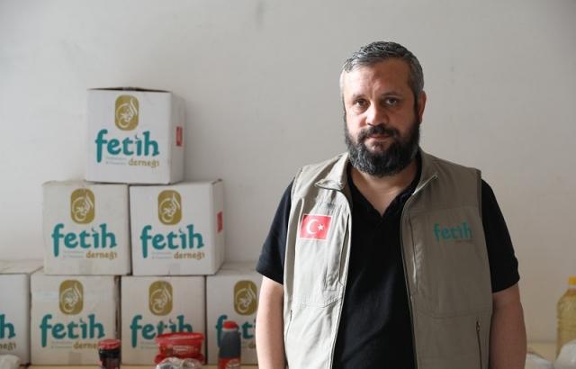 Fehit-Der'den Suriye'ye kış yardımı