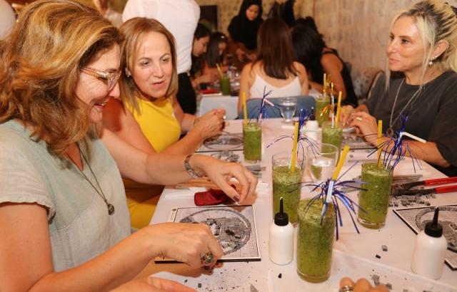 Gastronomi Evi'nde Sanatsal etkinlik