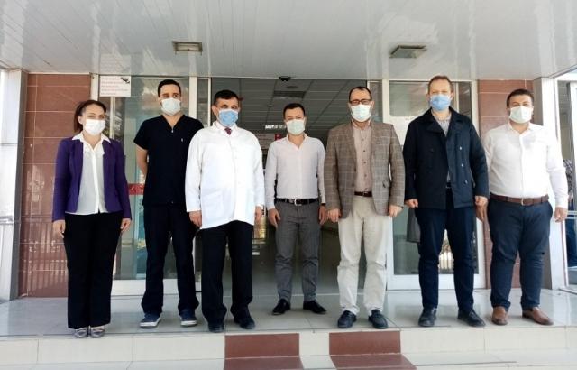 Hambolat, Korona Virüs Mücadelesinde İpleri Elden Bırakmıyor
