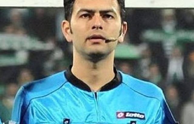 Hanoğlu, Malatya-Kasımpaşa maçında görev yapacak
