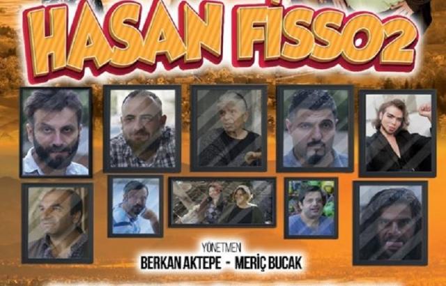 """Hasan Fisso 2"" Filminin Galası bu akşam"