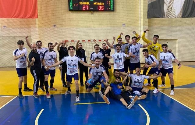 Hatay Büyükşehir Belediyespor 3'te 3 yaptı