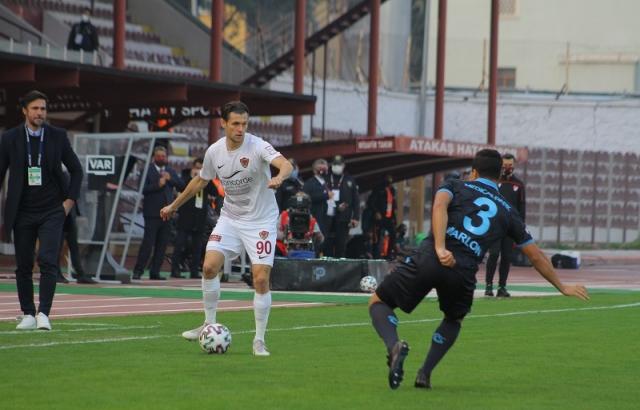 Hatay oynadı, Trabzon kazandı!
