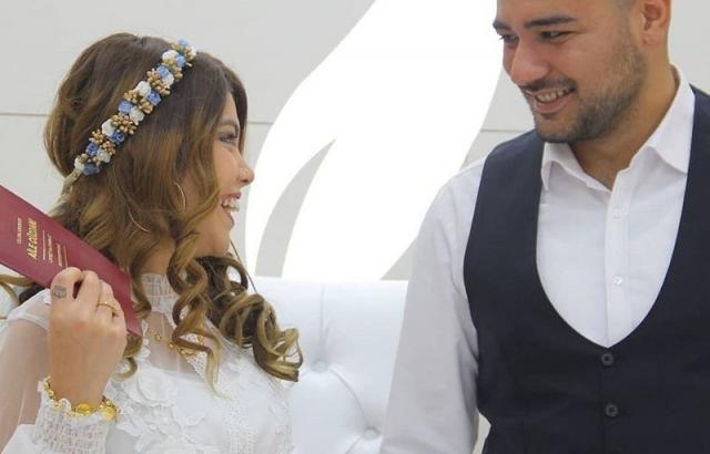 Hatayspor'un malzeme sorumlusu evlendi