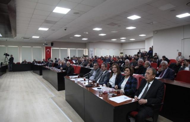 HBB Şubat ayı meclis toplantısı yapıldı.