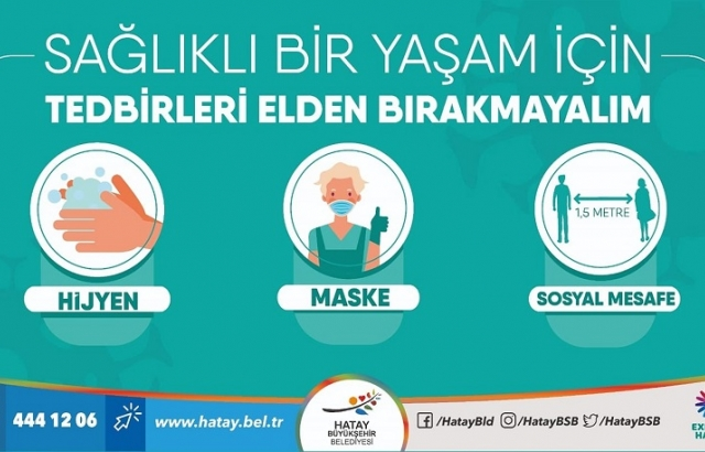 """HEPİMİZ KORONAVİRÜSE YAKALANDIK!"""
