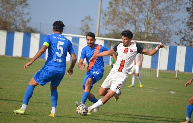 İskenderun FK, Yozgat'ı evinde puansız gönderdi  4-1