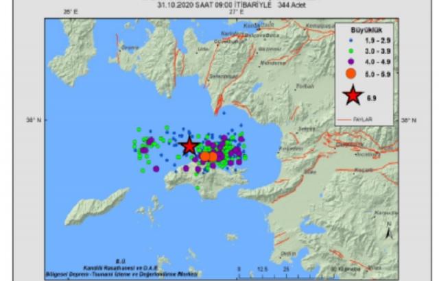 İSTE, depremle ilgili çalışmalara destek vermeye hazır