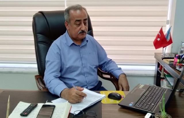 Kemal Gülistan toplantıya katıldı