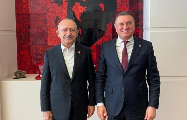 Kılıçdaroğlu'ndan Başkan Lütfü Savaş'a özel görev