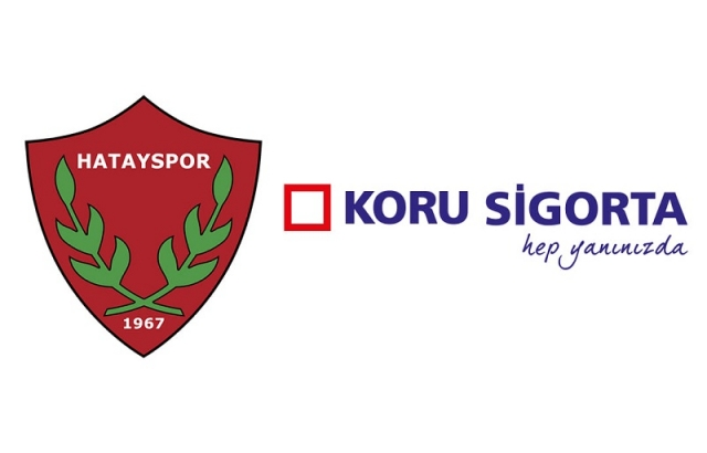 Koru Sigrota Hatayspor'a sponsor oldu
