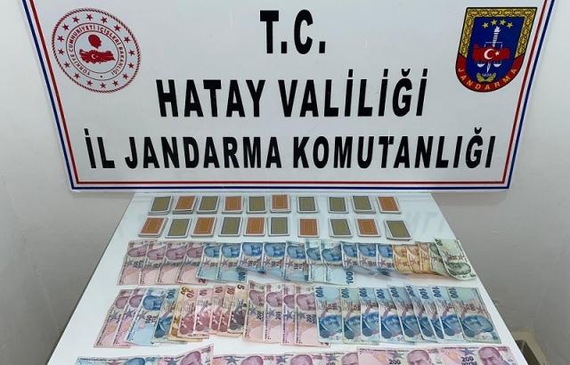 Kumar oynayan 11 kişiye 48 bin 400 lira ceza