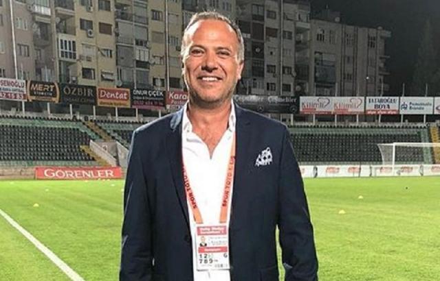 Murat Bereket istifa etti