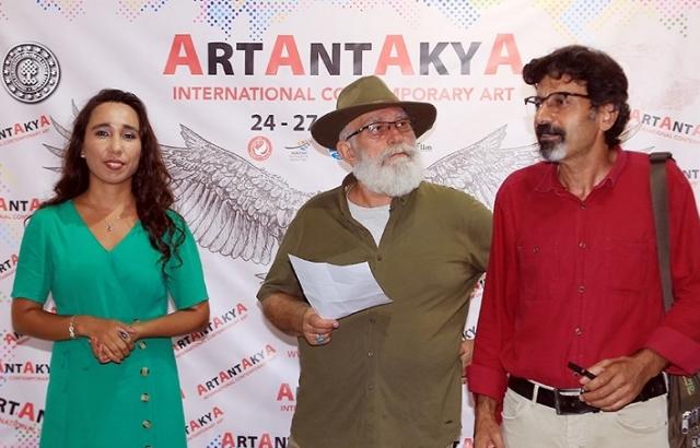 Orontes 4. uluslararası çağdaş sanat  festivali start aldı