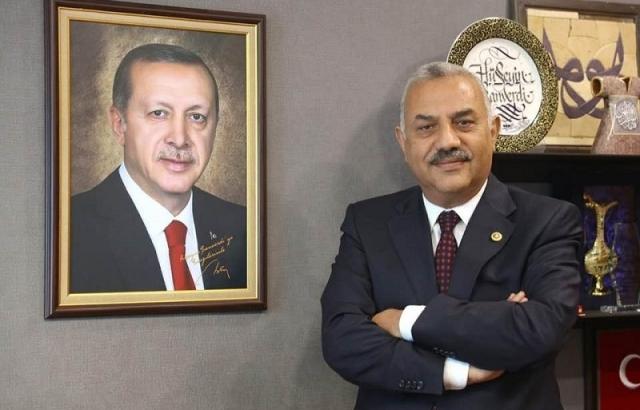Şanverdi, Yerel Yönetimler Başkan Yardımcılığına atandı