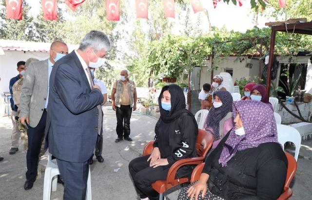 Şehitlerimizin acısı Türk milletinin ortak acısıdır