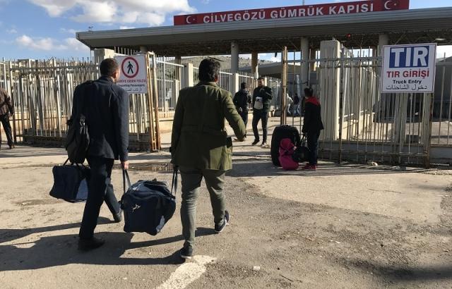 Suriyelilerin güvenli bölgelere dönüşü