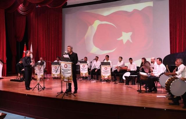 'Türkiye Sizi Unutmayacak' konseri
