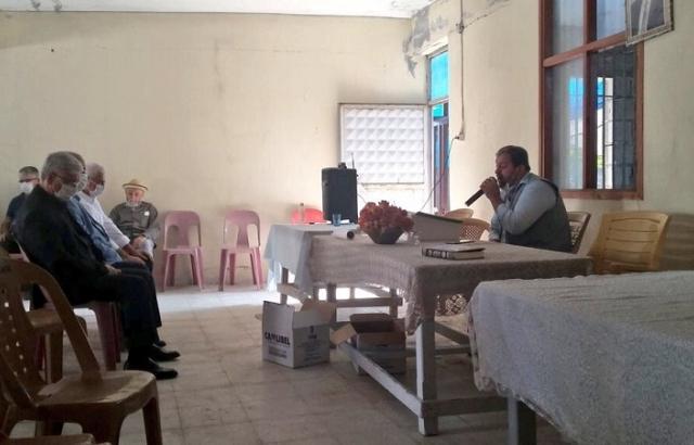 Yeloğlu'ndan Düşer ailesine taziye ziyareti