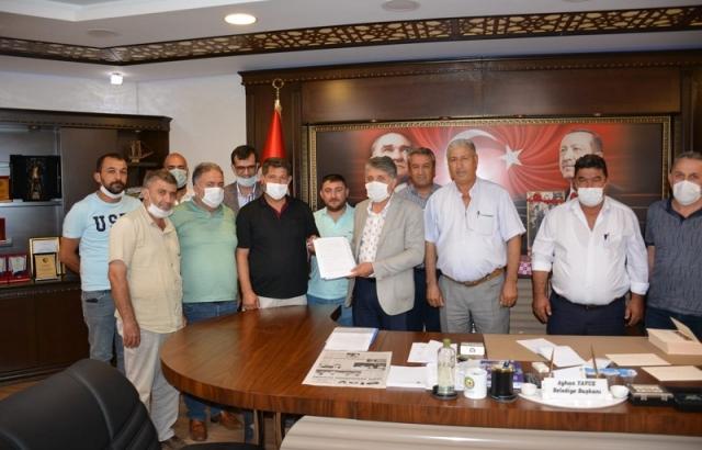 Yeni Otogalericiler Sitesinin Ana Sözleşmesi İmzalandı