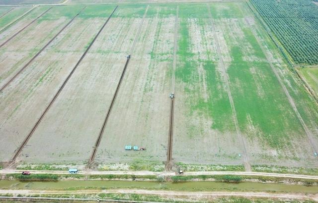 163 Bin 688 Hektar Alanda Toplulaştırma Yapıldı