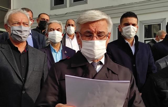 AK Parti Hatay'dan Suç Duyurusu