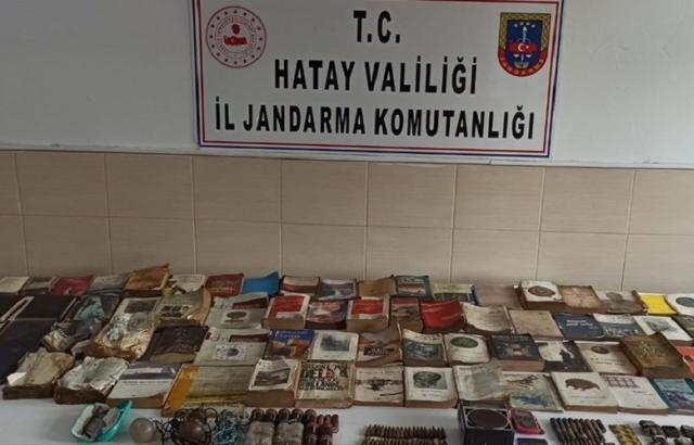 AMANOSLARDA 'TERÖRE' GEÇİT YOK!
