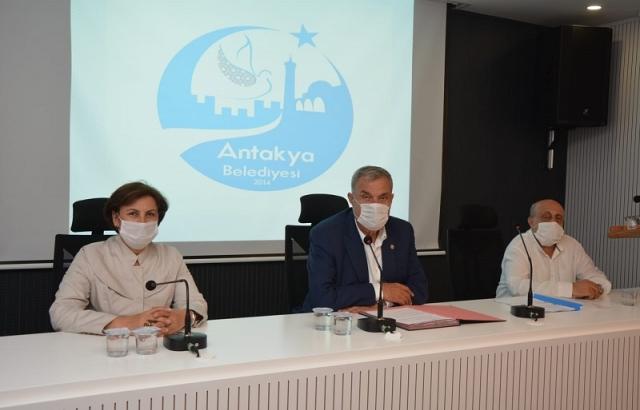 Antakya Belediyesi Meclisi Bugün