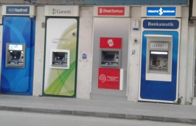 ATM Varmış Ama Yokmuş!