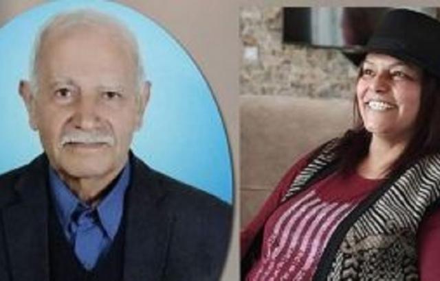 Baba-kız aynı gün 2 saat arayla vefat etti
