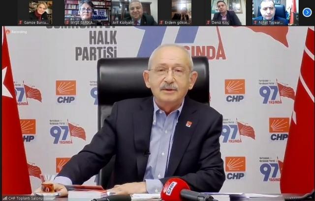 CHP SPOR KURULU AİLESİ BULUŞTU!