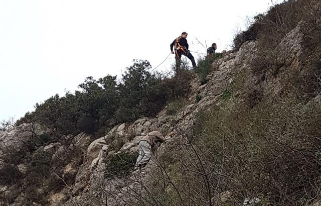 Dağda Mahsur Kalan Adam Kurtarıldı