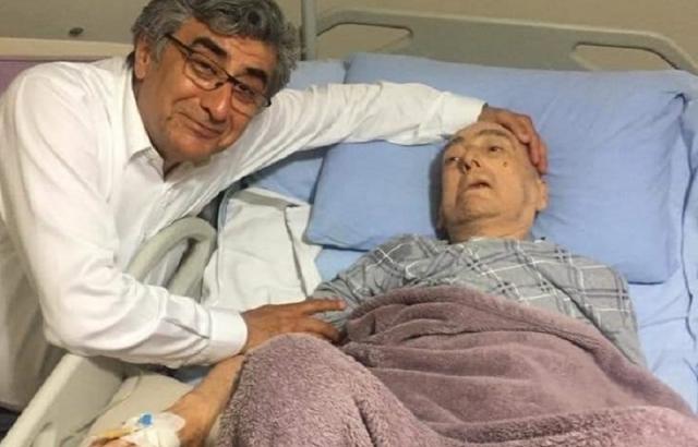 Hasan Ramiz Parlar babasını kaybetti