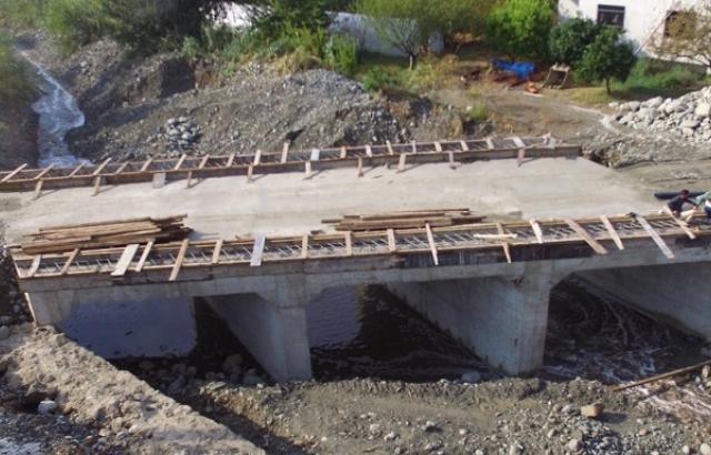 Hatay Büyükşehir Defne'ye bir köprü daha