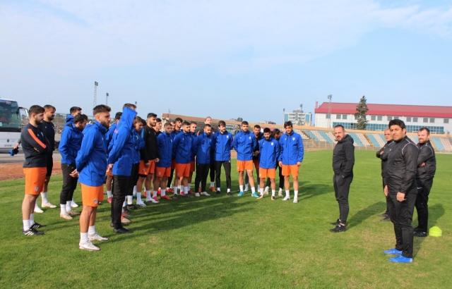 İskenderun FK galibiyete kilitlendi