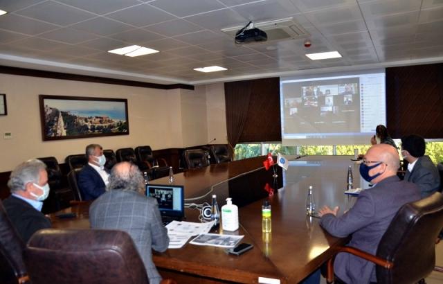 İTSO'da 'videokonferanslı' bilgilendirme toplantısı