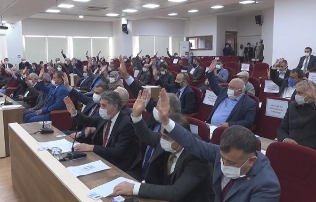 Yılın son meclis toplantısı gerçekleşti