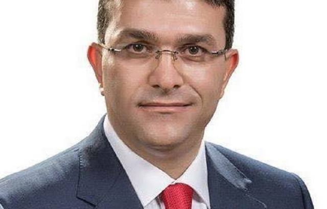 Adem Yeşildal AK Parti İl Başkanı oldu