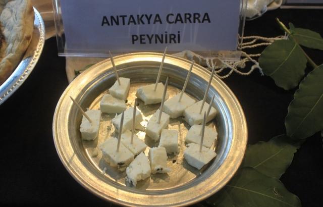 Antakya Carra Peyniri tescillendi